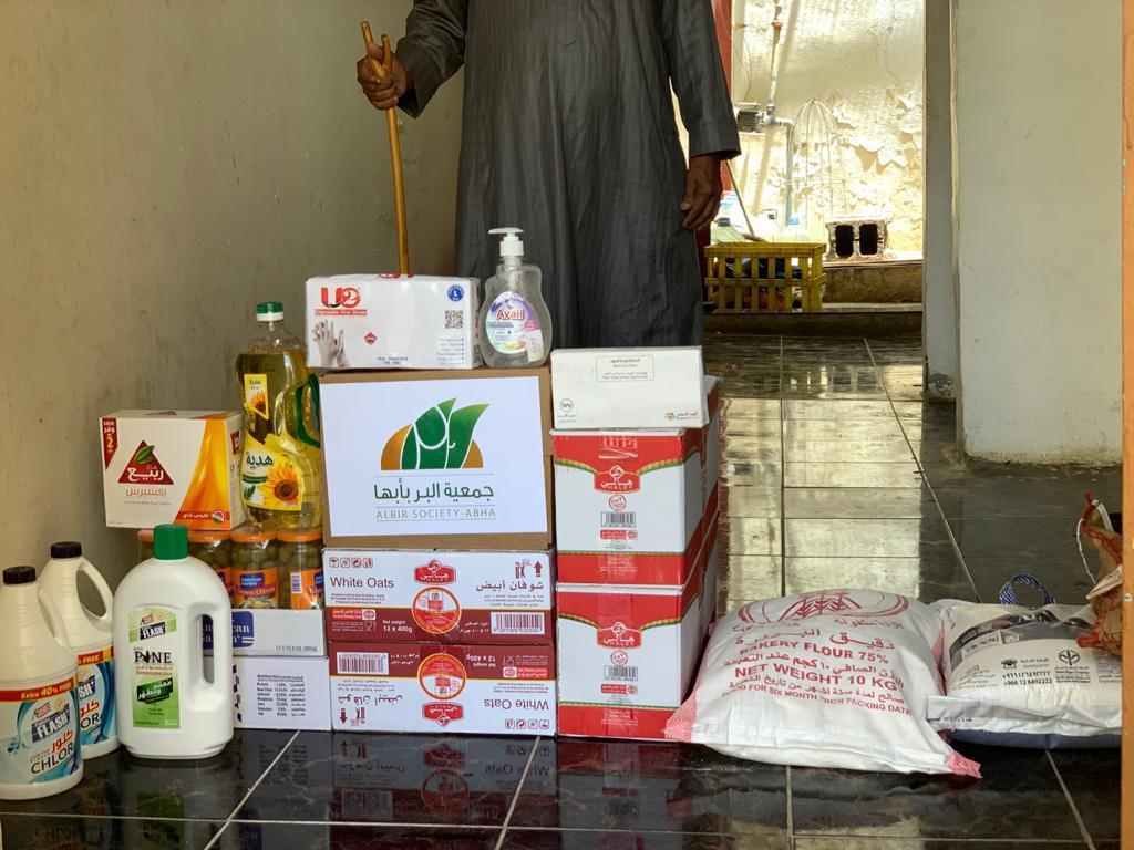 جمعية البر بأبها تقدم مساعدات بأكثر من 5 ملايين ريال